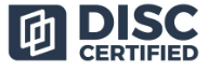 DISC Certified logo